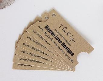 Cinema Ticket Tags, Eco Friendly Save the Date for a boho wedding