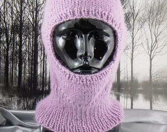 sale 25% off madmonkeyknits- Simple Chunky Balaclava pdf download knitting pattern - Instant Digital File pdf download knitting pattern