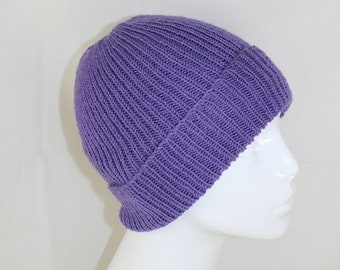 sale 25% off Instant Digital File pdf download 4 Ply Unisex Rib Beanie knitting pattern by madmonkeyknits