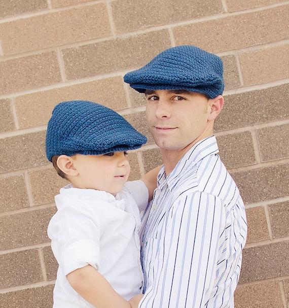 Newsboy Hat Crochet Pattern Seamus Scally Cap  c8e739670be1