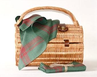 Linen Towels, Kitchen towels, Tea towels, Dish towels, Gift for Women, Gift for Mom, Geometric Towel , Cinnamon towel