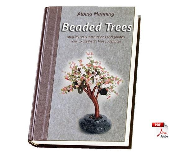 Beaded Trees E Book Etsy