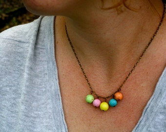 Candy Drops Necklace