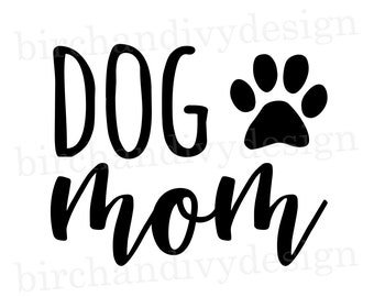 Dog Dad Svg File Instant Download For Cricut Or Silhouette Etsy