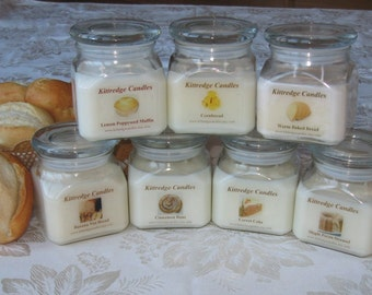 BREADS COLLECTION - 10 oz Soy Jar Candle