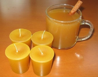Mulled Cider (set of 4 votives or 4-oz jar candle)