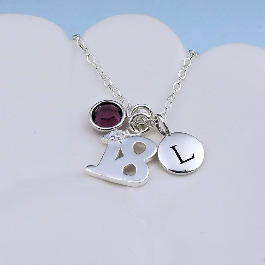Personalised 18th Birthday Necklace 18th Gift For Girls