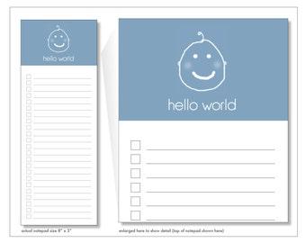 hello world // notepad // boy // blue // list // notes // to do // skel // skel design // skel & co