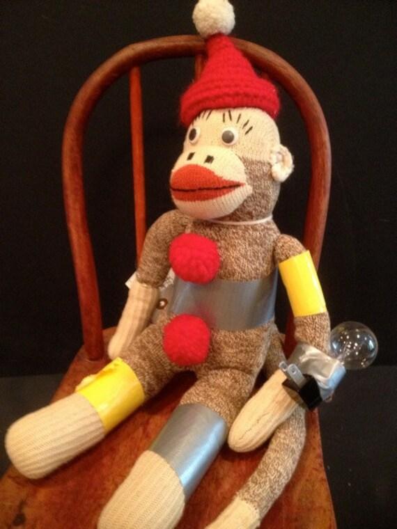 Vince - Vintage Sock Monkey