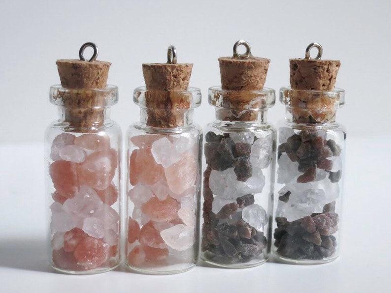 Himalayan Salt Charm Necklace image 0