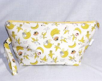 Banana Cats Beckett Bag - Premium Fabric