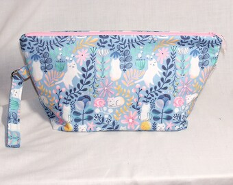 Spring Cats Beckett Bag - Premium Fabric