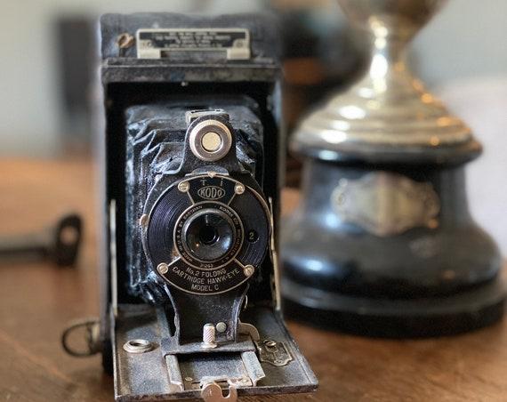 Antique Camera Eastman Kodak Pat.