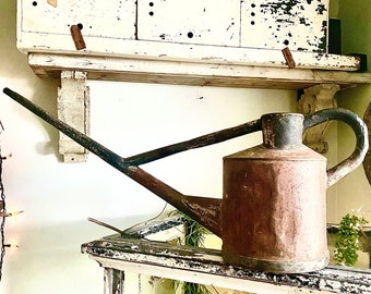 Antique watering Can, HAWS