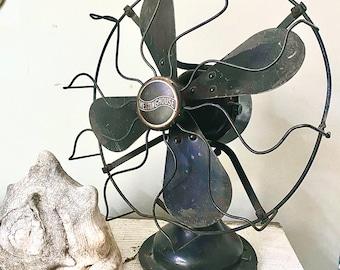 Antique Fan, industrial fan.
