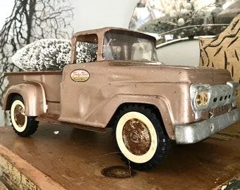 Vintage Tonga Toy Truck.