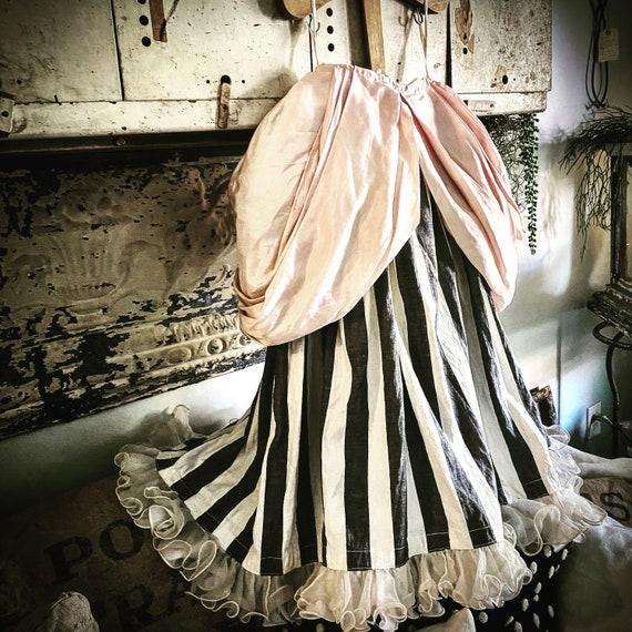 Antique Ballerina, Ballet, Theatre Costume, a shab