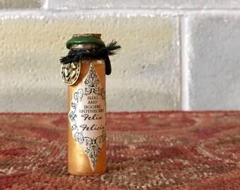 Felix Felicis, A Very Lucky, Harry Potter Inspired Decorative Potion Bottle