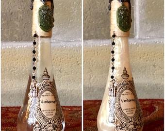 Severus Snape's Veritaserum, A Color Change, Harry Potter Inspired Potion Bottle