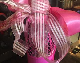 gift wrap for wine bottles