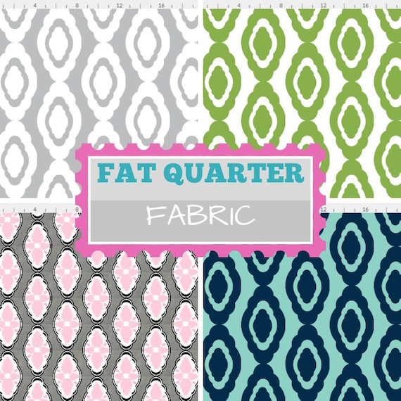 Fat Quarter Fabric - Damask Tropics Upholstery, Quilting, Linen, Cotton, Minky, Organic, Gauze, Shabby Chic Kitchen, DIY