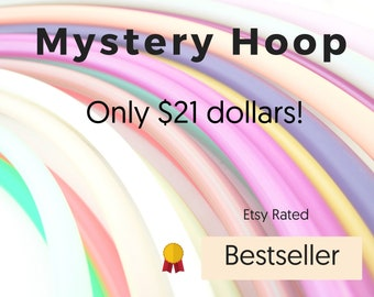 MYSTERY Color Polypro Hoop - Free Shipping