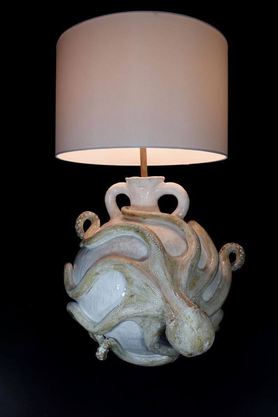 Octopus Table Lamp