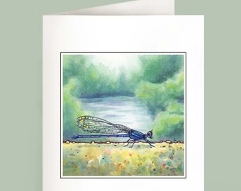 Down by the River - Set of 6 Note Cards