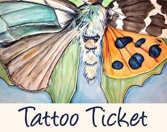 Tattoo Ticket Pack