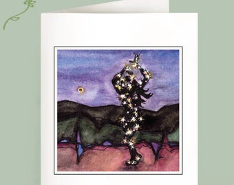 Lit Up - Set of 6 Note Cards