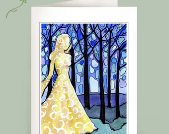 Dream of the Forest - Set of 6 Notecards