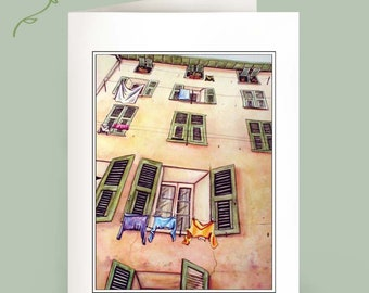 How Nice - Set of 6 Note Cards