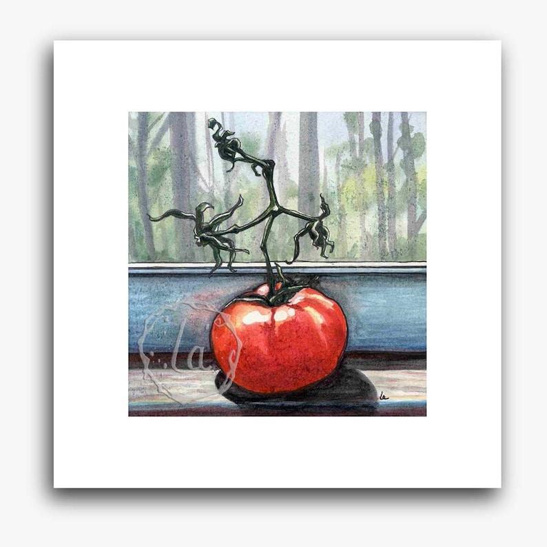 Mater  small square print image 0