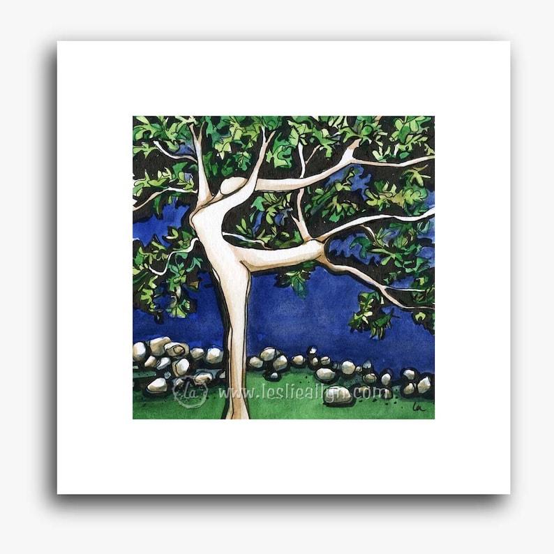 Dancing Tree  small print image 0