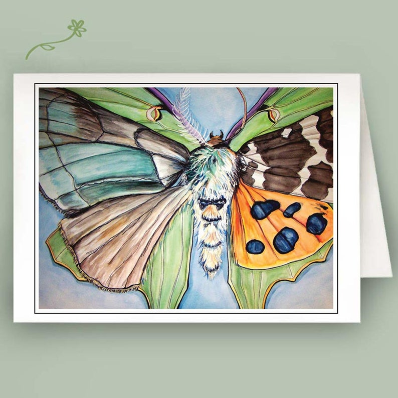 Set of 6 Note Cards  Morph image 0