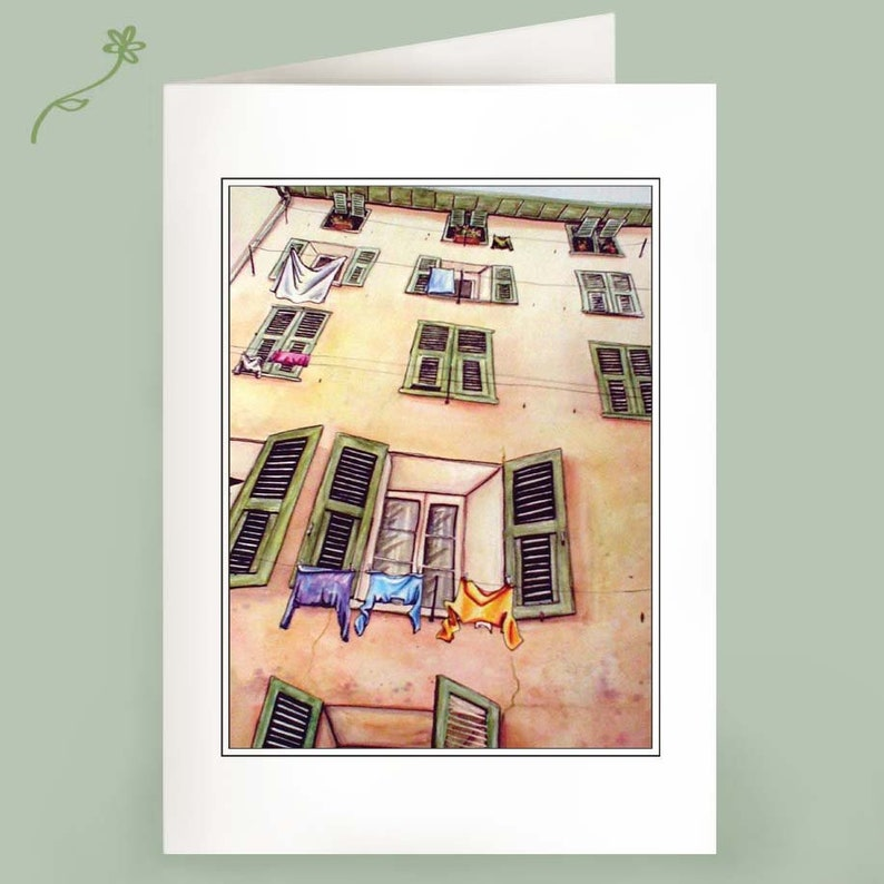 How Nice  Set of 6 Note Cards image 0