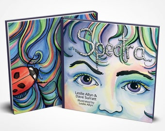 Spectra - The Picture Book - a Colorful Childrens Book for Kids of all Ages