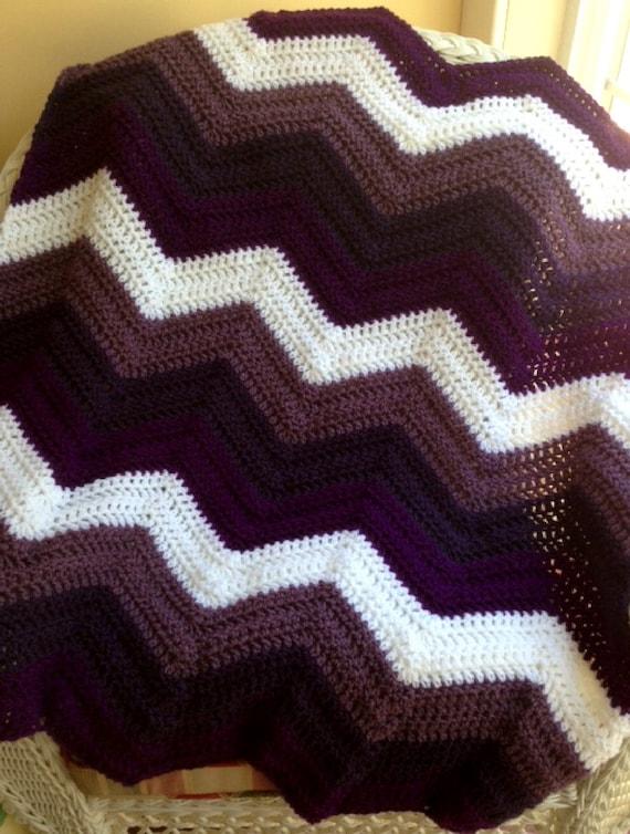 neue Chevron Zick Zack Welligkeit Baby Decke afghanischen Wrap | Etsy