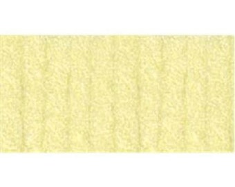 new BERNAT super value afghan yarn #07445 baby YELLOW 7 ounce skein worsted acrylic knitting crochet