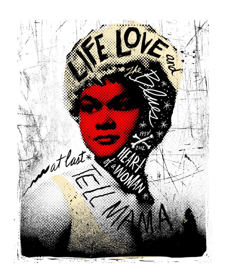 La Etta James (Day of the Dead Rock Stars)