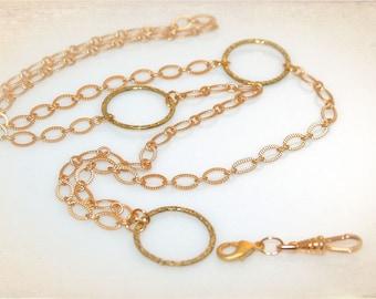 Eyeglass Chains-Lanyards
