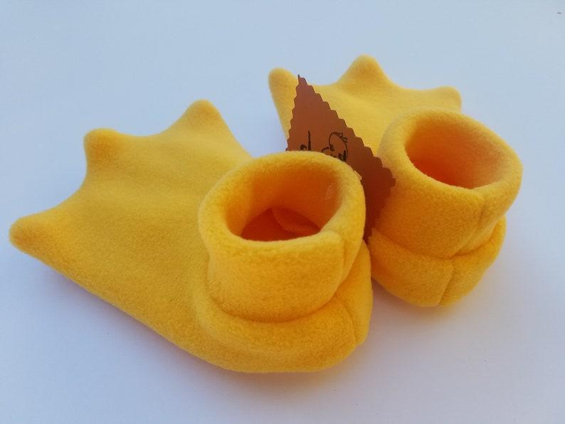 0878327035b2 Duck Feet Slippers for Children