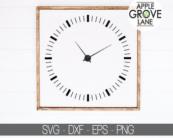 Clock face template   Etsy