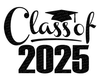 Class of 2025 | Etsy
