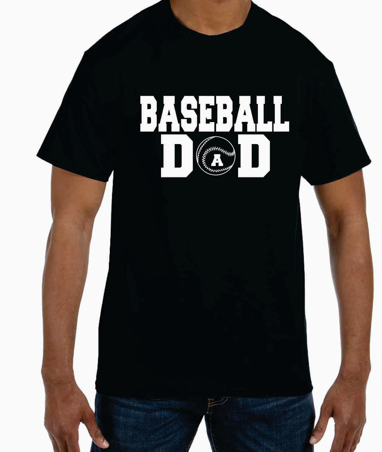 Baseball Dad Shirt Team Shirts Baseball Shirt Ideas Gift Etsy