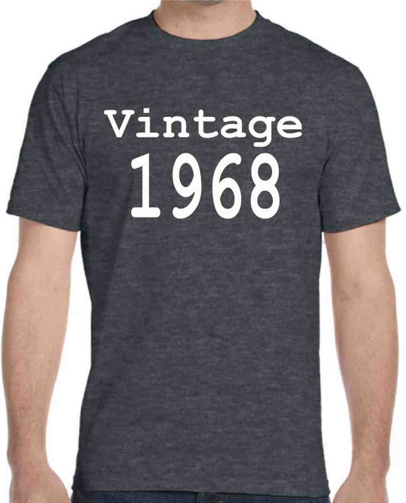 50th Birthday Shirt Gifts For Him Men