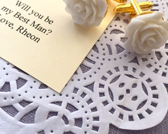Anchor Bridesmaids Gift Necklace Free Personalized Card Etsy