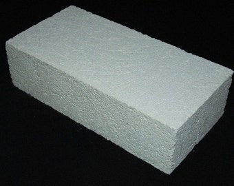 Large Fire Brick For Soldering Etc. 9 x 4.5 x 2.5 Inch