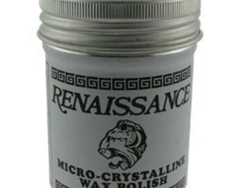 Renaissance Wax Polish The Perfect Protective Coating   (MAP 17.99)