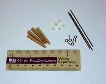 Accessory Pack For Little Ricky RV Beading Loom